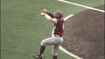 A&M splits double-header with South Carolina; picks up series win