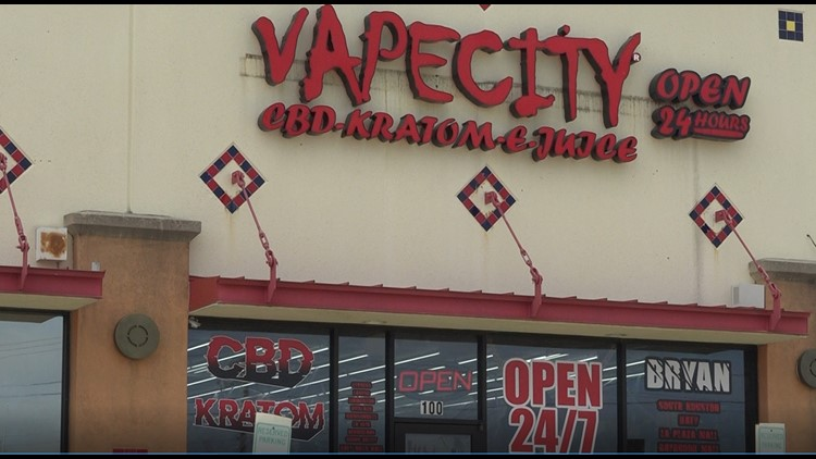 How the Delta-8 ban is affecting local businesses in the Brazos Valley