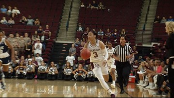A&M women's team up to #24 in latest AP Top 25