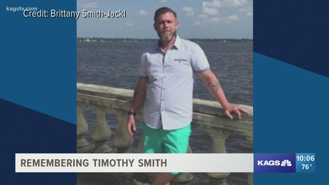 Remembering the life of Timothy Smith