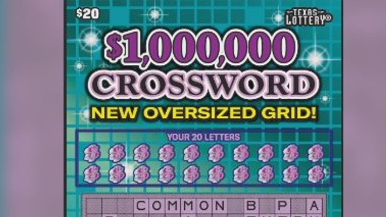 College Station resident claims $1 million Texas Lottery scratch ticket, $1 million Waco Powerball ticket remains unclaimed