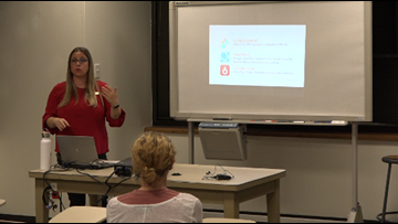 Unbound BCS hosts caregiver training, gives common signs of human trafficking