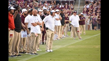 Texas A&M Accepts Invitation to Academy Sports + Outdoors Texas Bowl