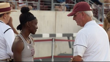 Confidence is key as Aggie track and field begins competing in the NCAA West Preliminary on Thursday