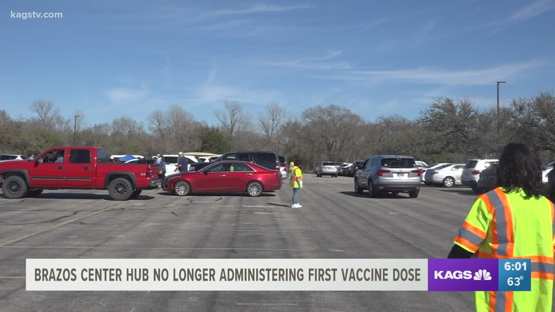 Brazos Valley begins its next phase of vaccine distribution