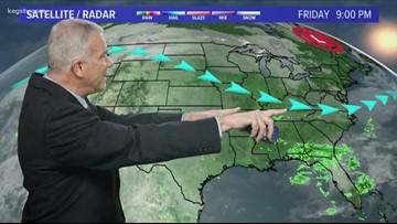 Bob's Forecast February 1 at 10pm
