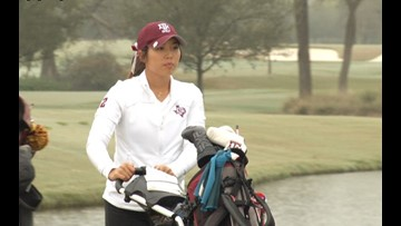 A&M women's golf fires 12-over first round at the SEC Championship; Amber Park is tied for seventh