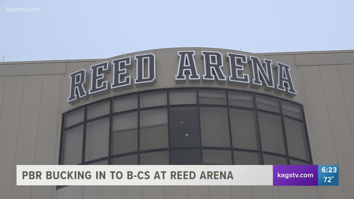 PBR hosting first Aggieland classic at Reed Arena