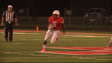 Bremond's JT Anthony named Class 2A Built Ford Tough Player of the Week