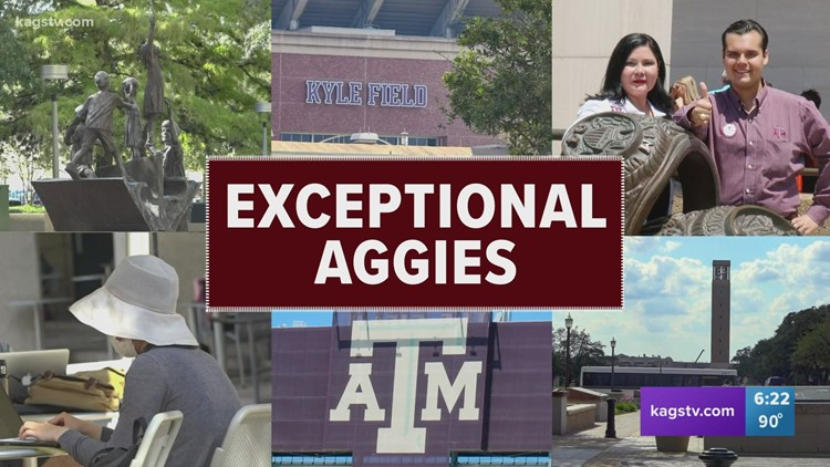 Exceptional Aggies: One Army's life lessons and goals for the next generation of young men