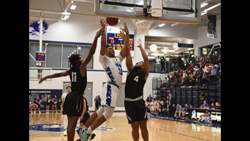 Blinn men's basketball headed to Region XIV tournament championship game