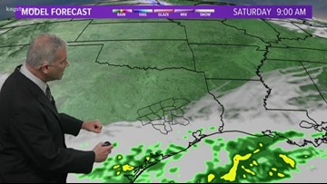 Bob's Forecast March 14 at 6pm