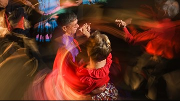Grab your partner: Texas State Federation of Square & Round Dancers hosts 57th annual festival in Bryan-College Station
