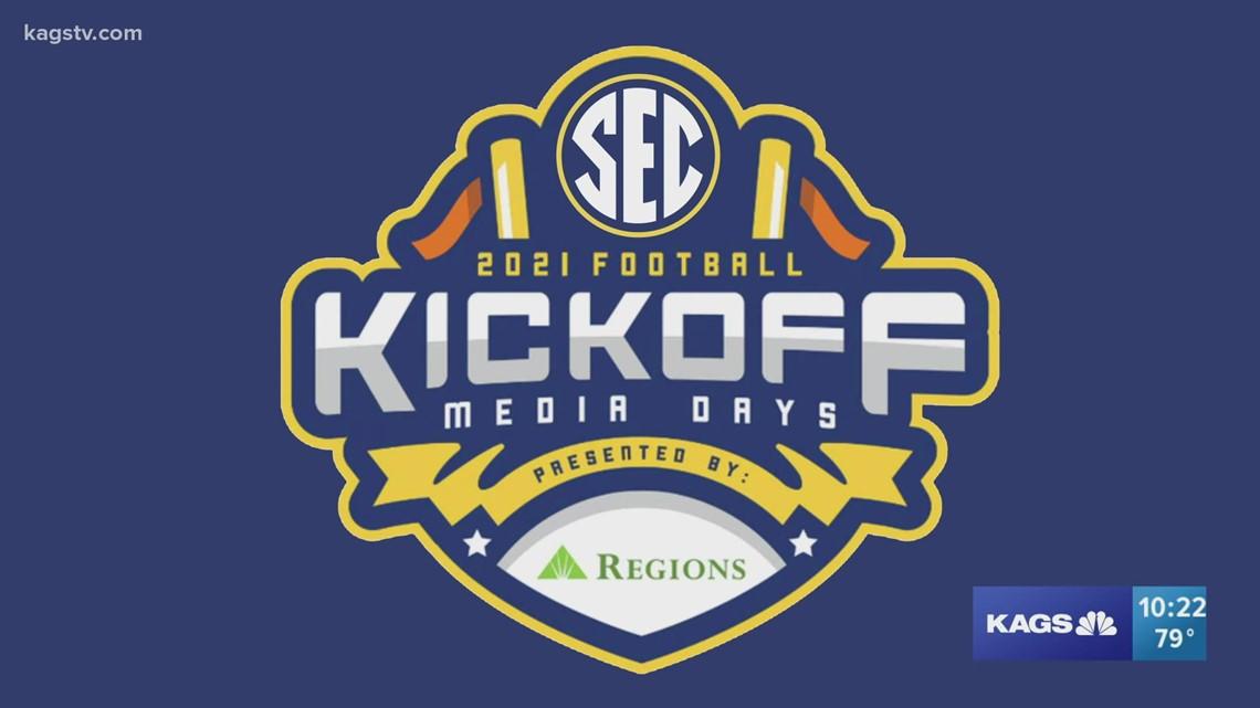 SEC Media Days Coverage Day 1: LSU & South Carolina