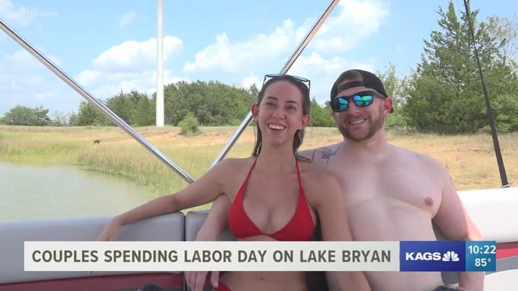 Fun in the sun: Labor Day at Lake Bryan