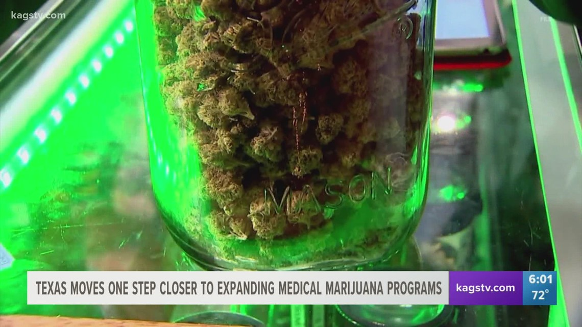 Texas House approves medical marijuana measure, lighting up possibilities across the state
