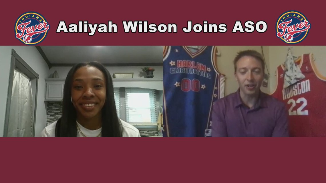 1-on-1 with WNBA First Round Pick Aaliyah Wilson