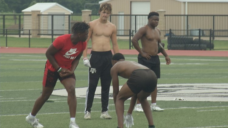Run-Heavy Franklin Ready for Pass-Happy 7-on-7 Debut