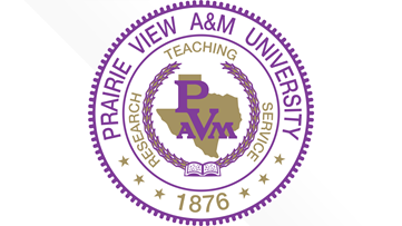 Prairie View A&M Fabrication Center using 3D printers to produce facial shields for medical workers