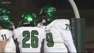 Huntsville advances to the playoffs with win over Rudder