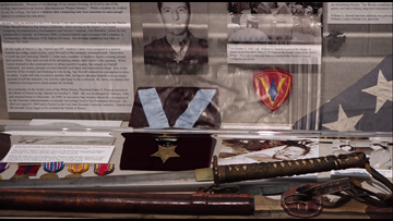 National Medal of Honor Day: The Sanders Corps of Cadets Center