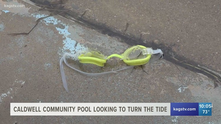 Just keep swimming: How Caldwell's Community Pool is looking to turn the tide