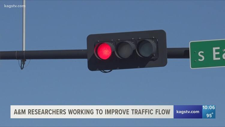 A&M Researchers working to improve traffic flow