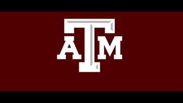 A&M women's golf two shots out of the eighth and final spot in match-play quarterfinals