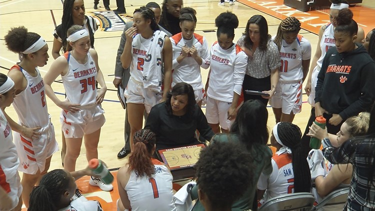Kats earn berth to SLC tourney title game