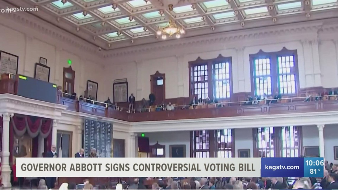 Abbott signs controversial