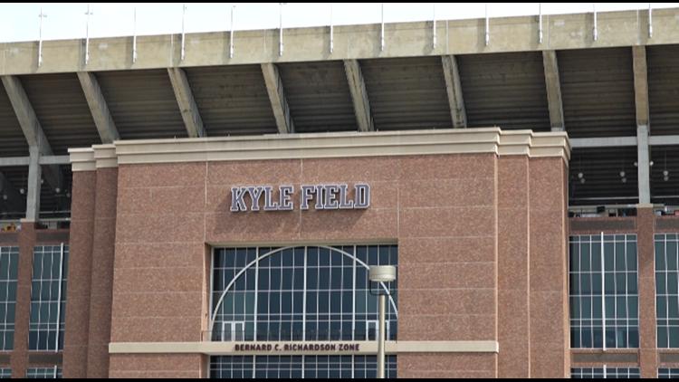 Texas A M Announces New Stadium Capacity Amid Covid 19 Pandemic Kagstv Com