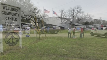 Brazos Valley voters filling polling locations