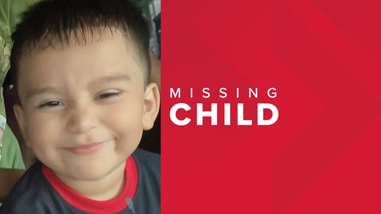 FBI Houston office discusses specifics behind the search for missing Grimes County toddler