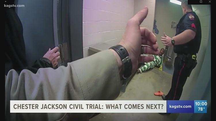 Chester Jackson Jr. civil lawsuit: What comes next?