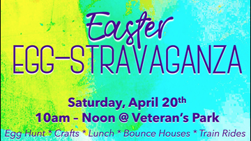 Easter Sunday events in the Brazos Valley