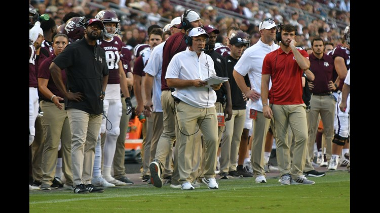 (16) Texas A&M gets back on track with blowout win over Lamar