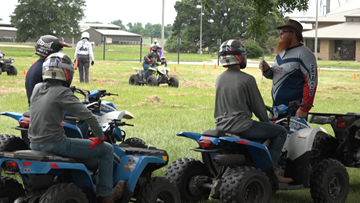 Statewide charity provides life-saving ATV course at A&M