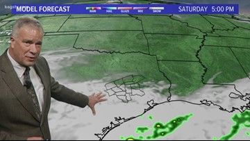 Bob's Forecast March 15 at 10 pm