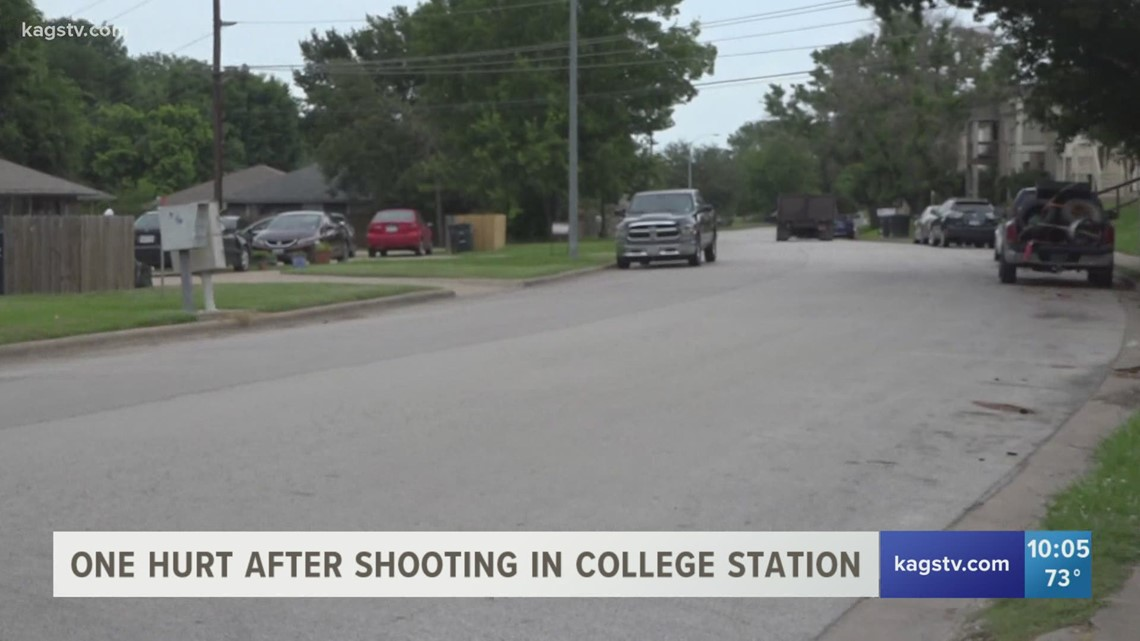 College Station police investigating shooting on Autumn Circle