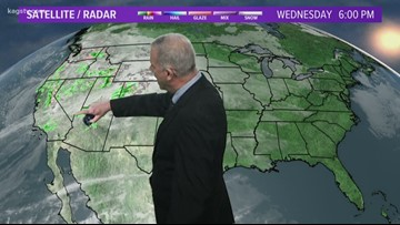 Bob's Forecast March 6 at 6pm