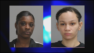 College Station women charged with a felony after bizarre revenge porn Facebook live
