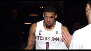 Texas A&M forward Savion Flagg declares for NBA Draft