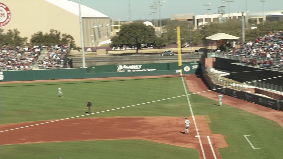 Aggie baseball drops season opener to Xavier