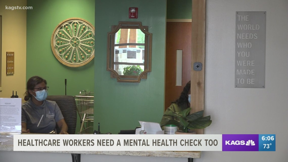 Promises Brazos Valley recognizes Mental Health Awareness Month with dialogue, outreach