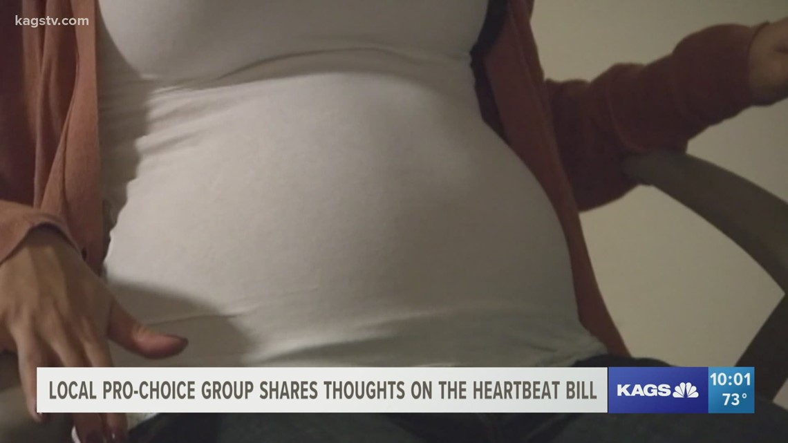 Student abortion advocacy group critical of newly signed