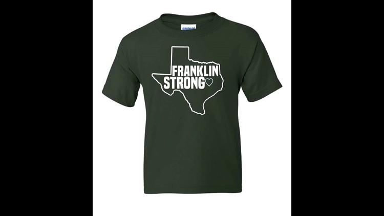 Franklin Strong Shirt for Tornado Relief