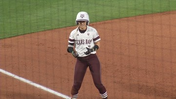 Texas A&M Softball's Kelbi Fortenberry Hoping to Become Super Senior in 2021