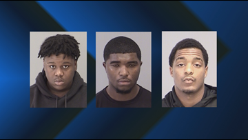 Three men arrested in College Station shooting, attempted home invasion