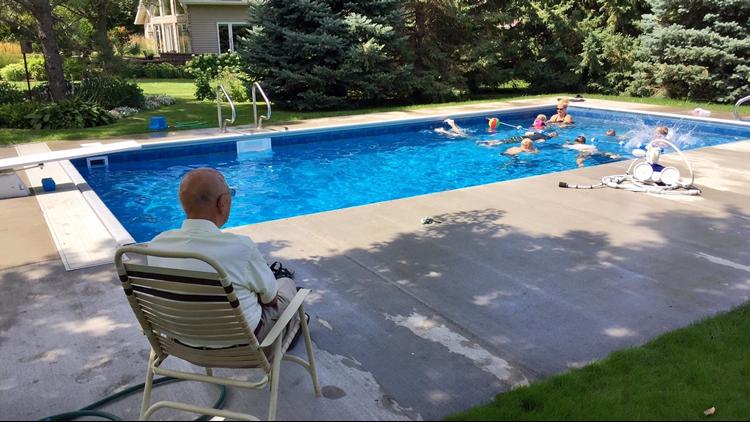 Best of Land of 10,000 stories: Senior puts in pool for neighborhood kids