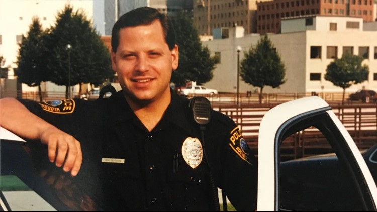 David Dutton was a canine officer with the Rochester Police Department